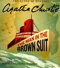 The Man in the Brown Suit by Agatha Christie (CD-Audio, 2016)