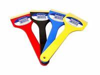 Fantastic Brand 9 Brass Blade Ice Scraper 4 Pack Combo