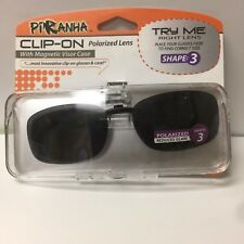 58cf68e63f ... Strada Carl Zeiss Cr-39 Cat Eye Sunglasses Bc r. +.  49.99Brand New. +   6.99 Shipping. Add to Cart. 2 Pair Piranha Polarized Clip-on Lens  Sunglasses ...