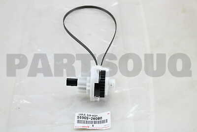 Genuine Toyota Control Cable 55909-26080