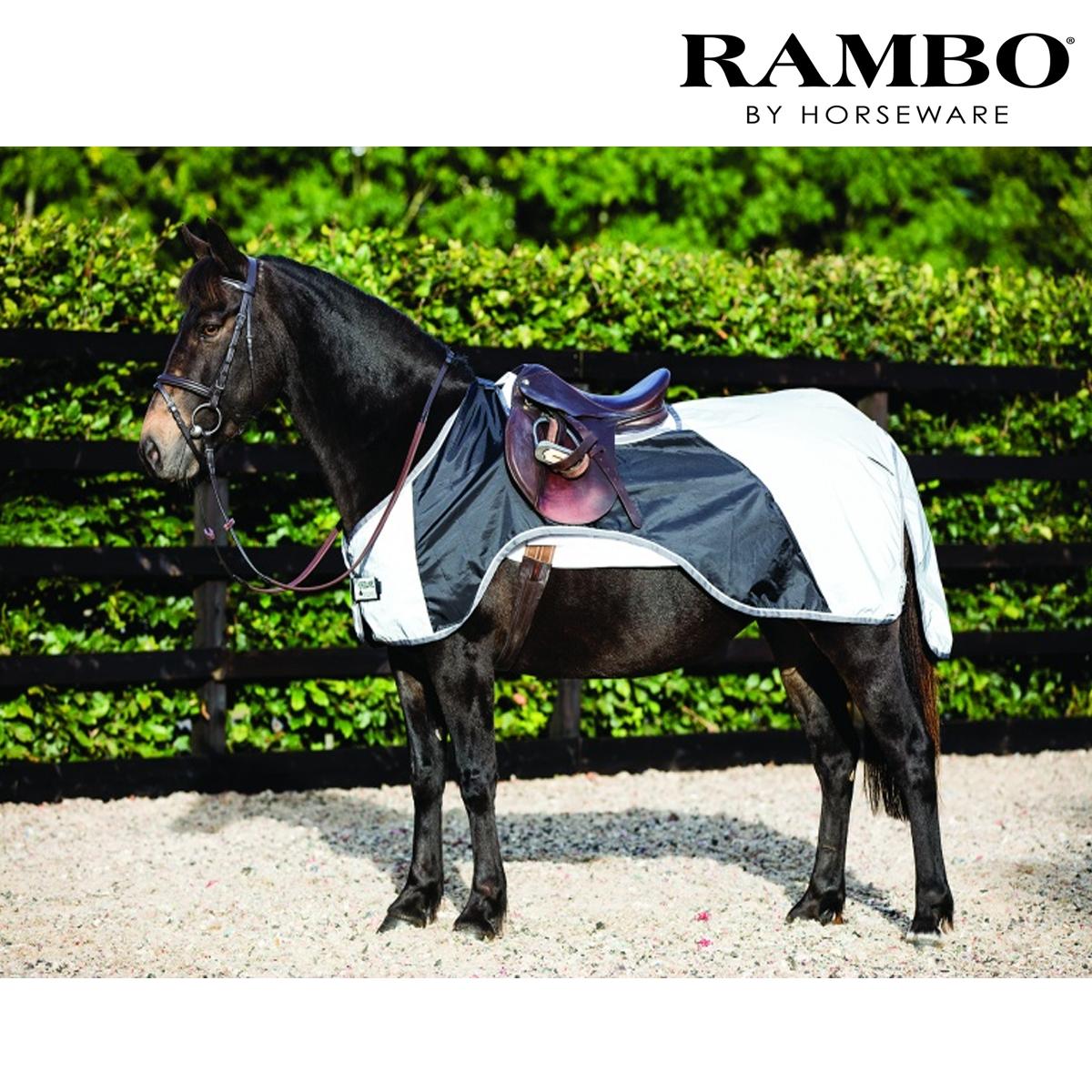Horseware Rambo Pony Night rider rider Night Exercise Rug 4d7231