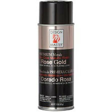 Rose Gold - Design Master Premium Metallic Spray Paint 11oz
