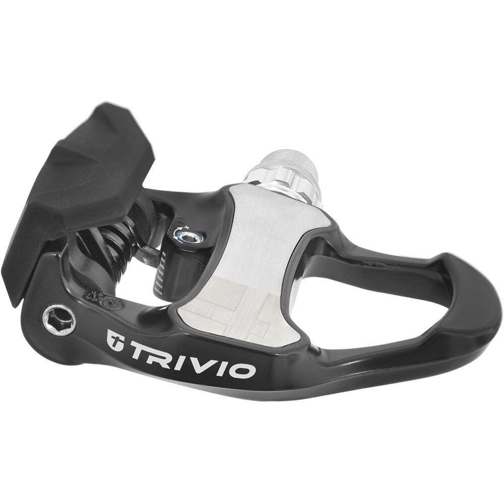 TRIVIO Pedale Rennrad CARBON TRV-PD-026 schwarz Fahrrad