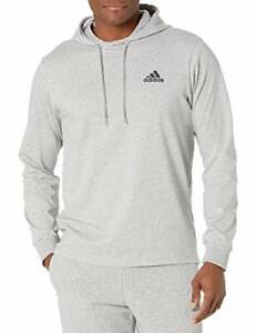 adidas Men's Small Logo Single Jersey Hoodie - Choose SZ/color   eBay