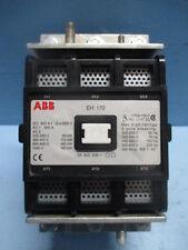 EEC  ECX18C CONTACTOR  208-230V COIL AEG