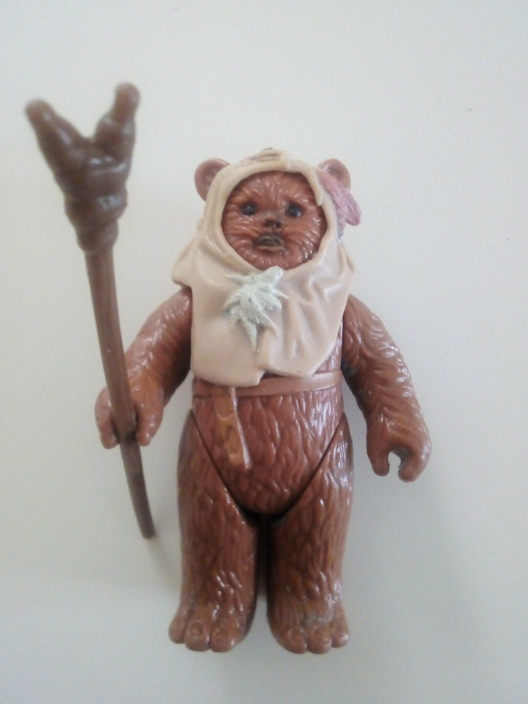 Ewok Endor Paploo Kenner Vintage Star Wars Original 1983 - 1985