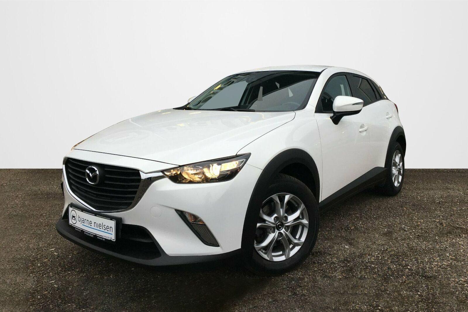 Mazda CX-3 Billede 5