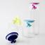 thumbnail 7 - A di Alessi Gianni Glass Jar, Blue Lid, 140 cl, AMDR06 AZ