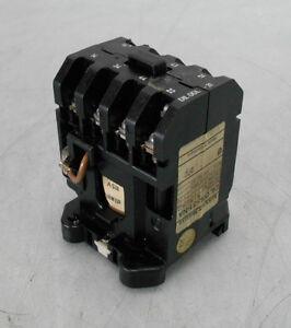 Details about Klockner Moeller Contactor, DIL 00L-31-NA, 20 Amp, 115V Coil,  Used, Warranty