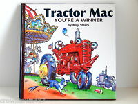 Tractor Mac your A Winner Childrens Book By Billy Steers