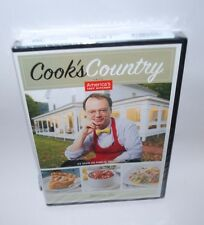 NEW SEALED COOK'S COUNTRY SEASON 6 SIX DVD PBS COOKING DVDS