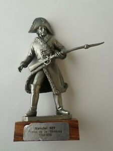 figurine étain du Prince - 1 er empire - Maréchal Ney prince de la Moskova