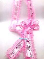 78c1a94c88 Baby Shower Mom To Be It's a Girl Sash Pink Unicorn Ribbon Corsage