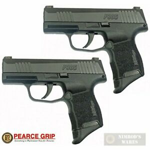 TWO Pearce Grip SIG SAUER P365 GRIP EXTENSIONS 5/8