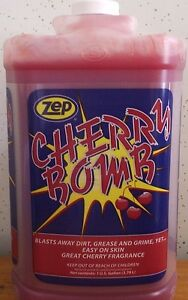 ZEP-CHERRY-BOMB-HAND-CLEANER-TRIPLE-PLAY-3-GALLONS