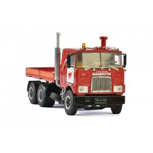 NEW-WSI-410230-Mammoet-Mammoth-Mack-F-7000-Ballast-Truck-Die-cast-1-50-MIB