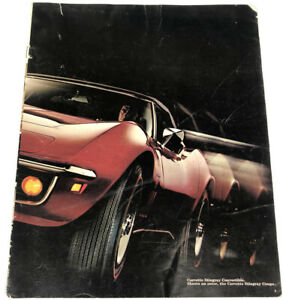There-039-s-No-Mistaking-a-Corvette-Vintage-Ad-1969