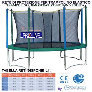 Proline-RETE-PROTEZIONE-per-Trampolino-Tappeto-Elastico-GS-TUV-CE-EN71-OFFERTA