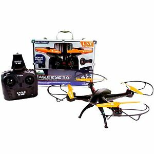 skydrones live streaming hd quadcopter drone eagle eye 3