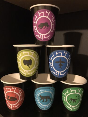 12 Wild Kratts Birthday Party Paper Cups9 ounces