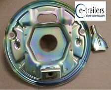 "200 x 50 8"" BACKPLATE FOR KNOTT AXLE BRAKE SYSTEM IFOR WILLIAMS HORSE BOX"