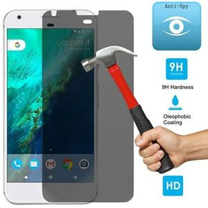 For Google Pixel - ANTI-SPY PEEPING TEMPERED GLASS PRIVACY SCREEN PROTECTOR 9H