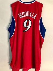 050931dfbe0 Image is loading Adidas-Swingman-NBA-Jersey-Philadelphia-76ers-Andre- Iguodala-