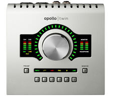 NEW Universal Audio Apollo Twin Interface SOLO UAD2 Processing Sealed