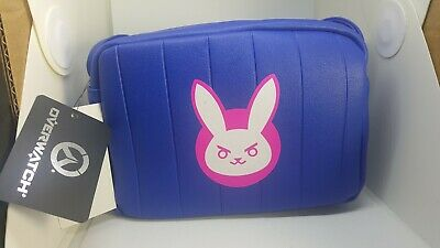 D.VA Clear Pouch Overwatch