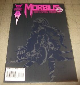 Midnight Sons #16 MORBIUS (1993) VF Condition Comic - Siege of Darkness #5