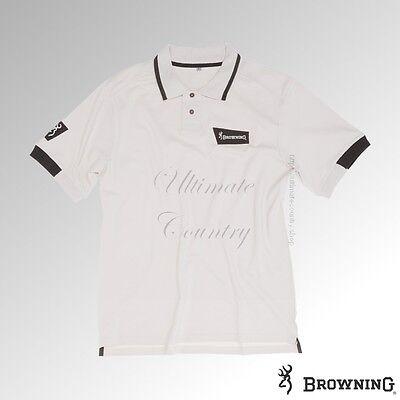 Browning Camicia Polo Ultra Beige (30190634xx) - Prezzo Speciale-mostra Il Titolo Originale
