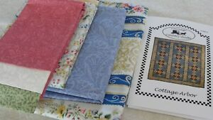 COTTAGE ARBOR Quilt Kit Featured Fabric RJR Carriage Country ... : country carriage quilts - Adamdwight.com