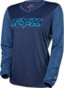 8c49cf9e9 Image is loading Fox-Racing-Womens-Indicator-Long-Sleeve-L-S-Jersey-