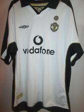 Manchester United 2001-2002 Centenary Reversible Football Shirt XL /15798 Devils