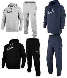 Sweat Nike Jogging Pants Mens Tracksuit Hoody Full Jumper Hoodie Bottoms DétailsNew R4Lq5j3A
