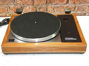 Linn Sondek lp12 Vintage Hi Fi Record Vinyl Deck Player Plattenspieler + Walhalla PSU
