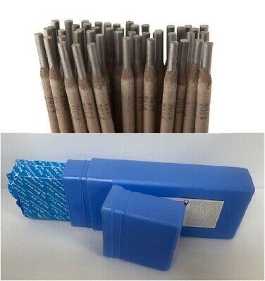 """Stick Electrodes 7014 1//8/"""" 10Ibs Welding Rod E7014 1//8/"""" With Weldas Work Glove"""