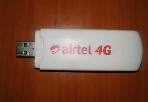 HUAWEI-E3272-Dongle-2G-3G-4G-LTE-USB-Datacard-UNLOCKED-Modem-Airtel-Jio-USED