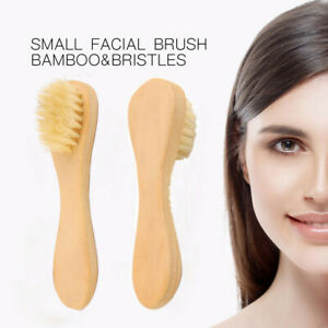 Tool-Scrubber-Massager-Bristle-Brush-Face-Clean-Facial-Cleansing-Exfoliator