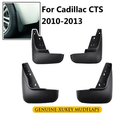 NEW Mud Guards Auto Car Splash Guards Mud Flaps For 2008-2013 Cadillac CTS