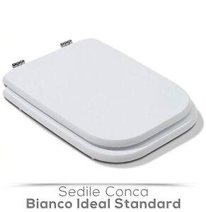 Copri wc coprivaso sedile ceramica ideal standard for Copri wc ideal standard