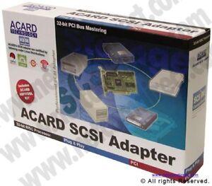 ACARD AEC6712UW PCI ULTRAWIDE SCSI ADAPTER WINDOWS 8 DRIVER