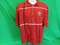 Pbr Professional Bull Riding Polo Shirt Size Large By Antigua