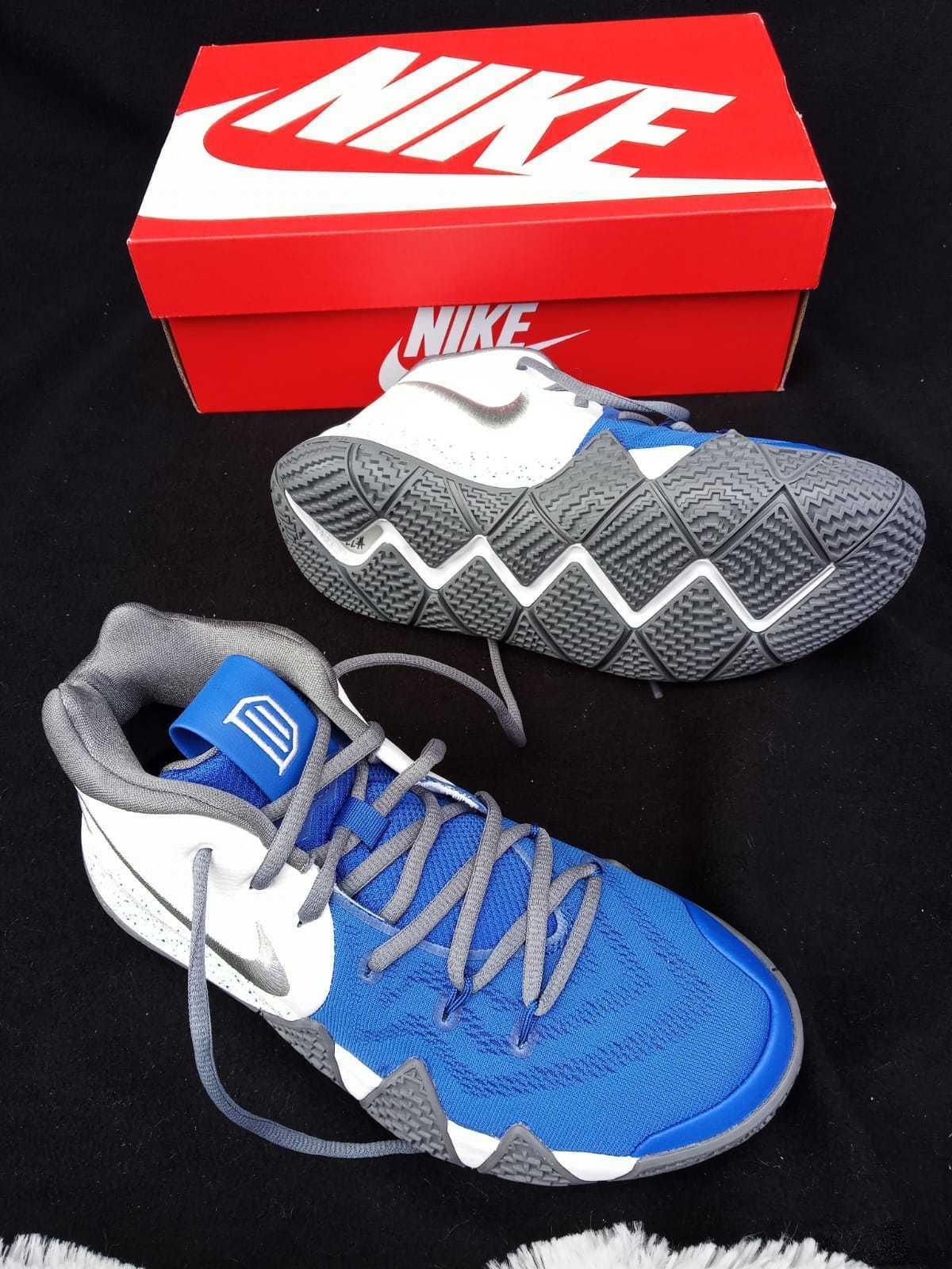 7.5 para hombre NIKE KYRIE IRVING ID Baloncesto Zapatos Zapatillas AR3867-994 Azul blancoooo