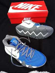 55dcd4620091 7.5 MEN S NIKE KYRIE IRVING ID BASKETBALL SHOES AR3867-994 BLUE ...