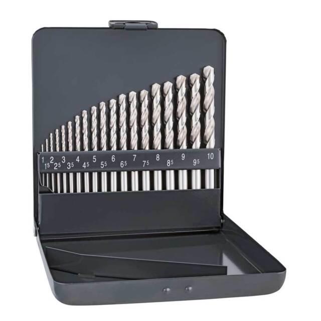 Alpen 672701830100 Solid Carbide Stub DrillsSpeeddrill-Universal K 18 3mm