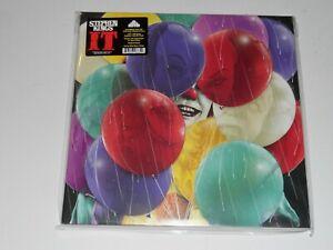 It-Soundtrack-Richard-Bells-Waxwork-3LP-w-Balloon-Waxwork-180-Gram-Sealed-New