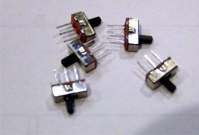 50 Breadboard slide switches 3 pin 50 volt 500 milliamp SPDT module Arduino