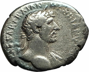 HADRIAN-119AD-Rome-Authentic-Ancient-Roman-Silver-Coin-Concordia-Harmony-i77067