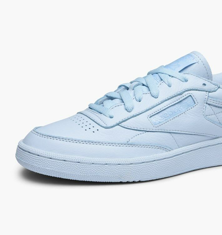 REEBOK CLUB C 85 ELM LEATHER  FRESH SKY SKY SKY Blau  BS7804  UK 8, 9, 9.5 9c5fbc